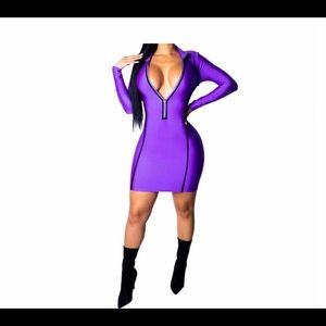 Dresses & Skirts - Women's sexy one piece dress 💜